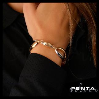 Penta Silver - Hallow Deniz Kabuğu Gümüş Bileklik
